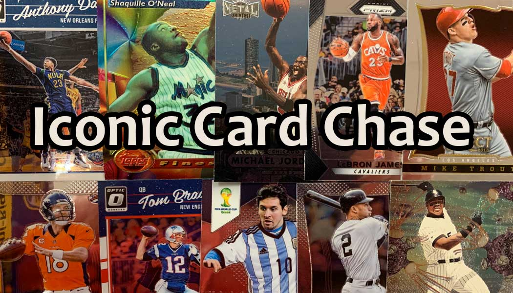 Iconic Card Chase