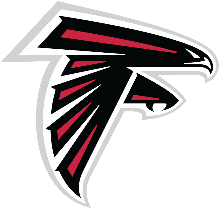 2020 Donruss Football Factory Atlanta Falcons Team Set