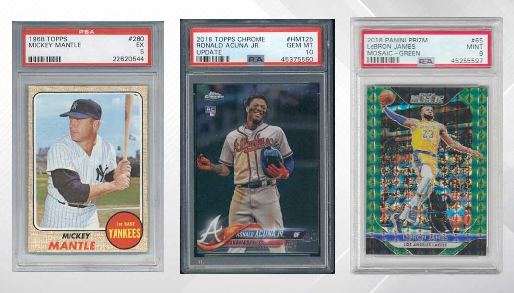 """Sports Cards – The New """"Asset Class"""""""